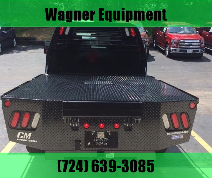 CM RD Steel Flatbed Chevy/Dodge SRW Short Bed Pickup Replacement