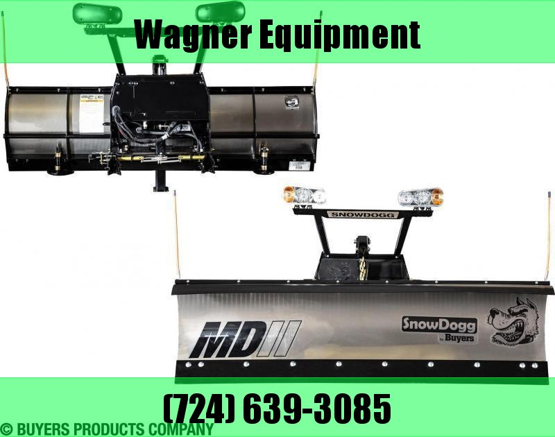 SnowDogg MD80 II Snow Plow