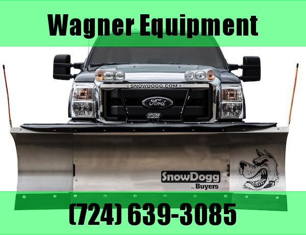 SnowDogg XP810 Snow Plow