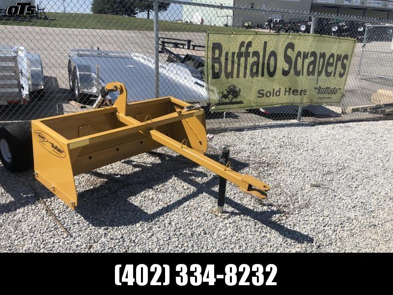 2018 Buffalo Box Scraper