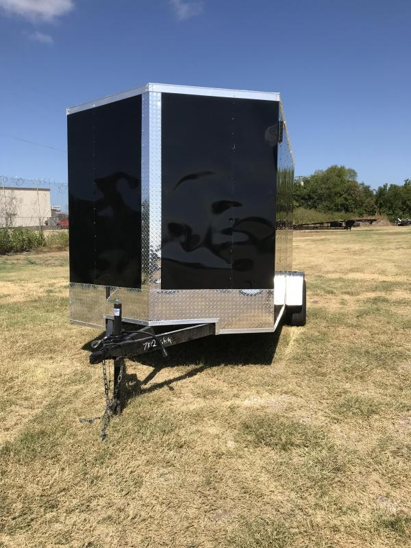 7x12SA Enclosed Cargo Trailer