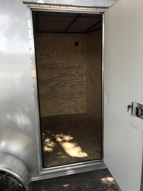 7x12TA Enclosed Cargo Trailer