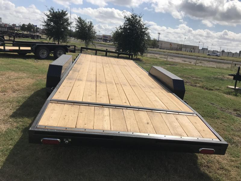 83x20 Car Hauler Utility Trailer