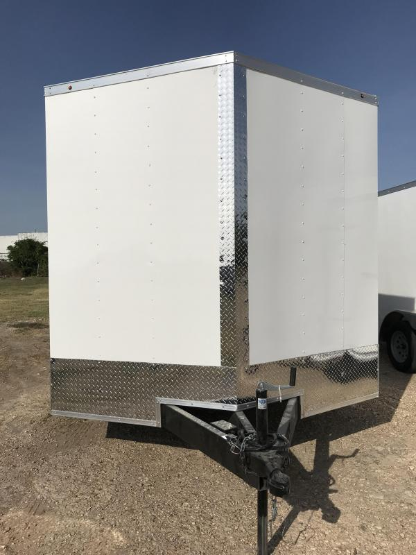 Trailers 8.5x20 Enclosed Cargo Trailer