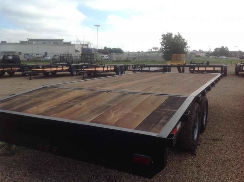 2019 Salvation 98X18 Utility Trailer