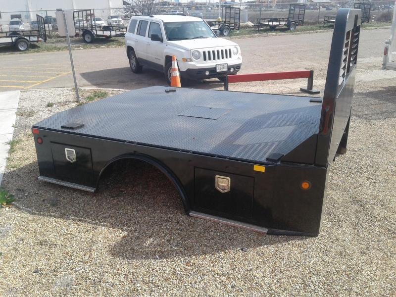 Bedrock GRANITE SERIES Truck Bed