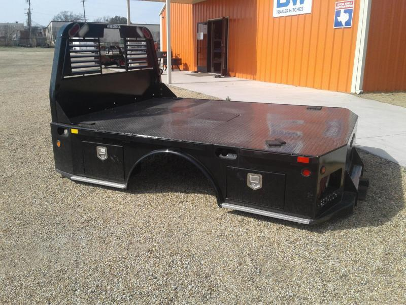 Bedrock GRANITE SERIES Truck Bed