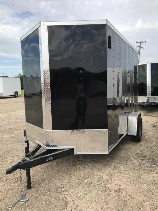 6x10 Enclosed Cargo Trailer