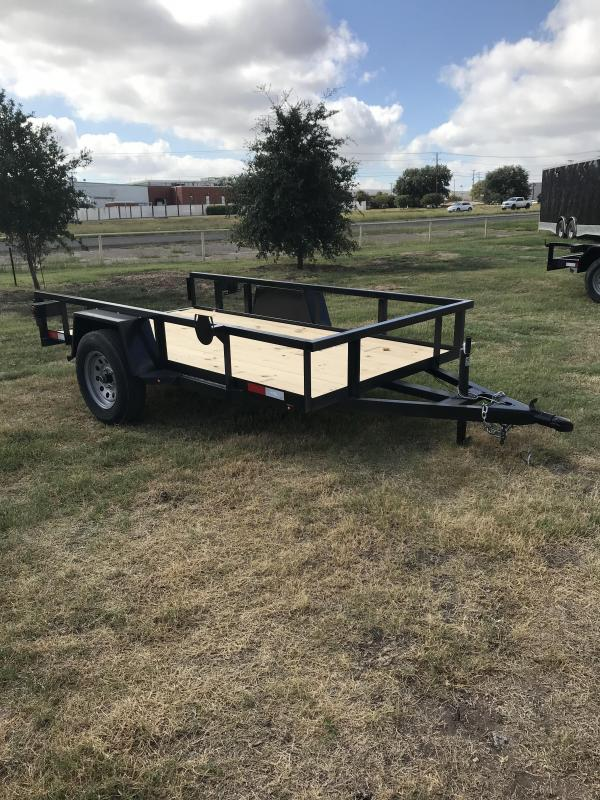 5x10 Utility Trailer Waco