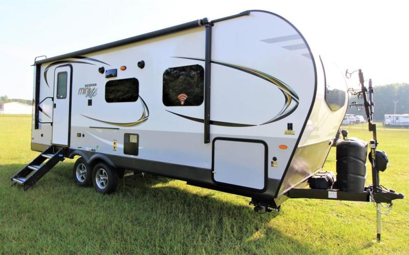 2020 Rockwood Mini Lite 2511SB Travel Trailer RV