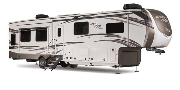 2021 Jayco North Point 377RLBH Fifth Wheel Campers RV