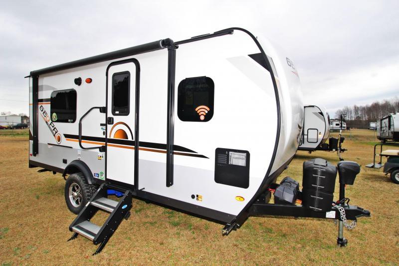 2020 Rockwood Geo Pro 19TH Toy Hauler RV