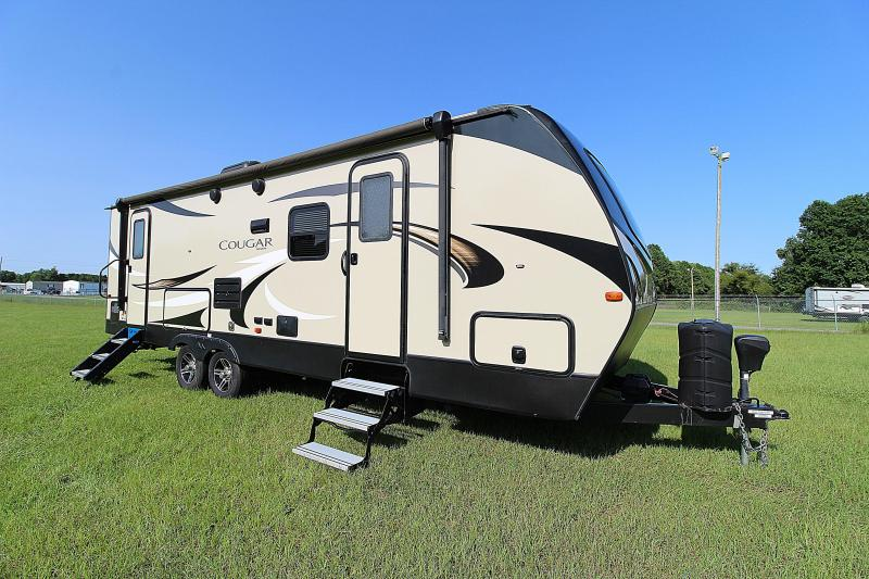 2019 Cougar Half-Ton 26RBS Travel Trailer RV