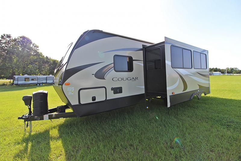 2019 Cougar Half-Ton 26RBS Travel Trailer RV