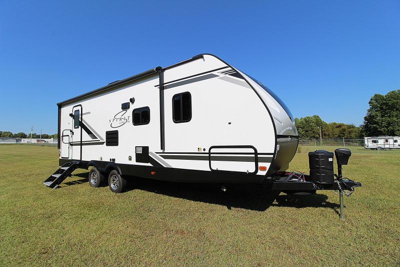 2021 Coachmen Spirit SBT2557RB Travel Trailer RV