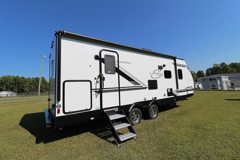 2021 Coachmen Spirit SBT2557RB Travel Trailer RV