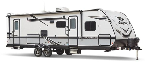 2021 Jayco Jay Feather Jay Feather 27BHB Travel Trailer RV