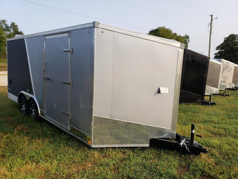 2021 Stealth Trailers STT8518TA2 Enclosed Cargo Trailer