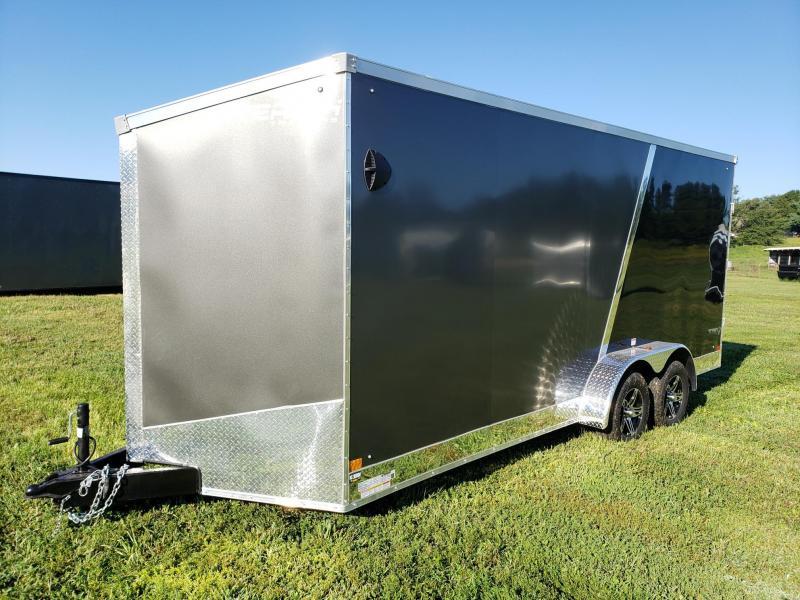 Stealth Titan 7x18+12(7' Interior Height)  Flash Pkg Enclosed Cargo Trailer