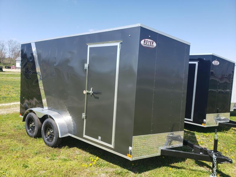 "Formula Traverse 7x16 +12"" (7' Interior Height)  Enclosed Cargo Trailer"