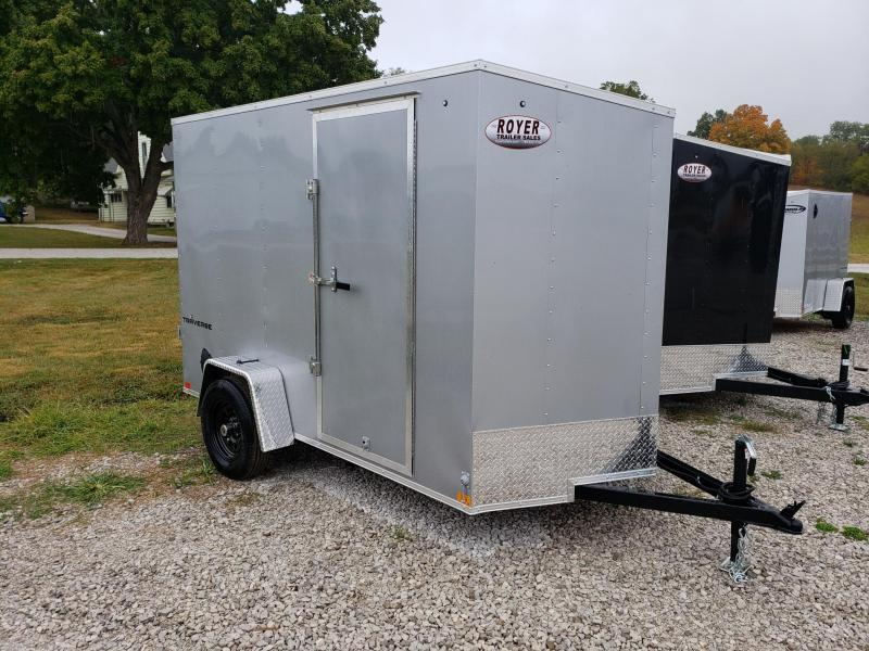 Formua Traverse 6x10 Enclosed Cargo Trailer