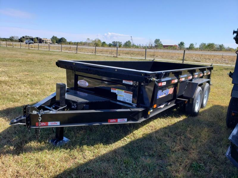 Liberty Low Pro14K 83X14 Dump Trailer