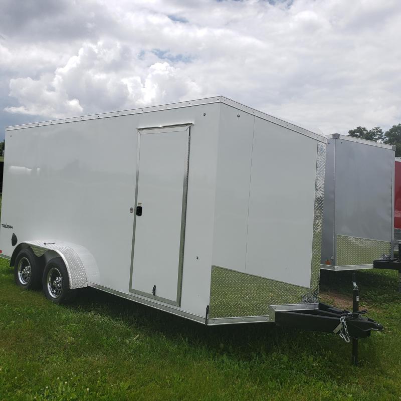 2022 Formula Trailers 7x16x7 Triumph Enclosed Cargo Trailer