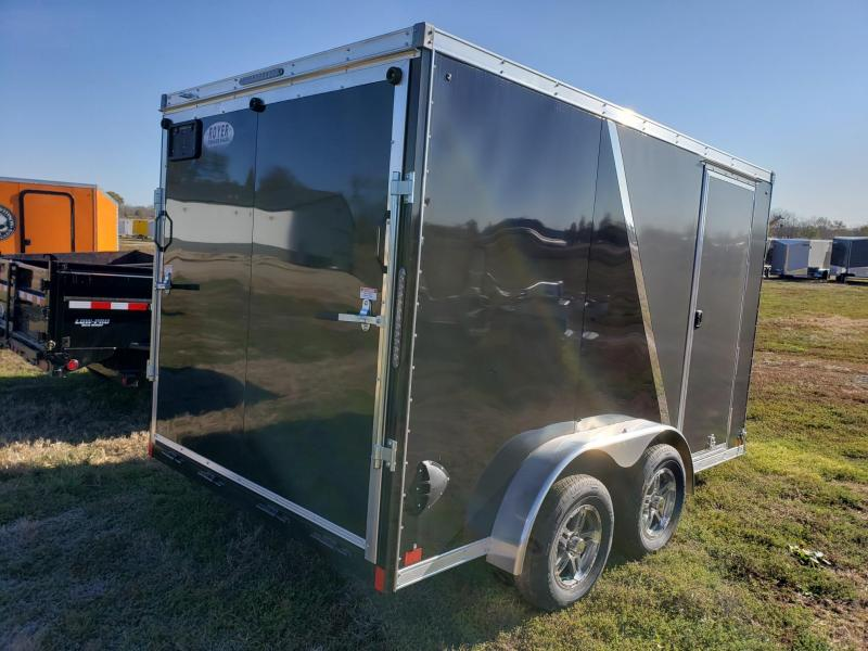 "Sport Victory 7x12 + 6"" Enclosed Cargo Trailer"