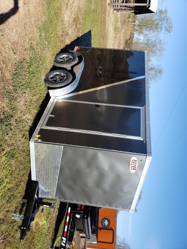 Sport Victory 7x12 Enclosed Cargo Trailer