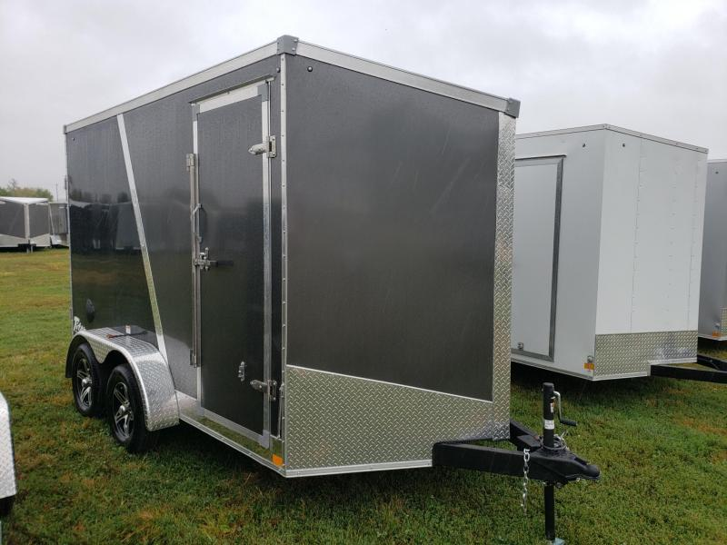 Stealth Titan 7x12x6 Enclosed Cargo Trailer