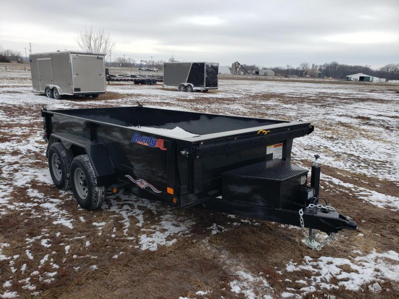 Liberty 10K 72x12  Dump Trailer