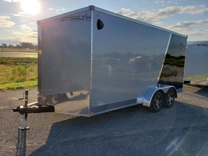 Stealth Titan 7x16x7 Enclosed Cargo Trailer