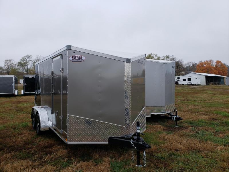 Stealth Mustang 7x14x6 Enclosed Cargo Trailer
