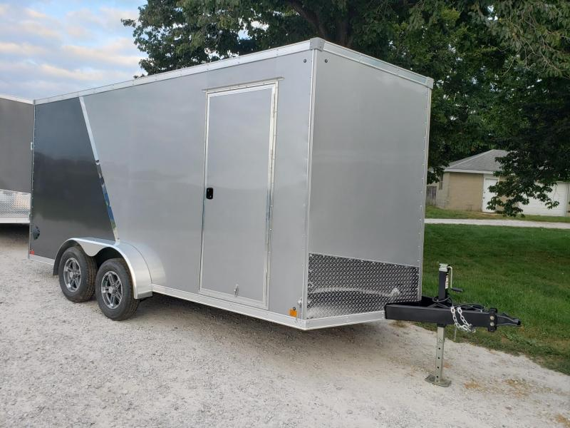 Sport Trailers 7x16+12 (7' Interior Height) Enclosed Cargo Trailer