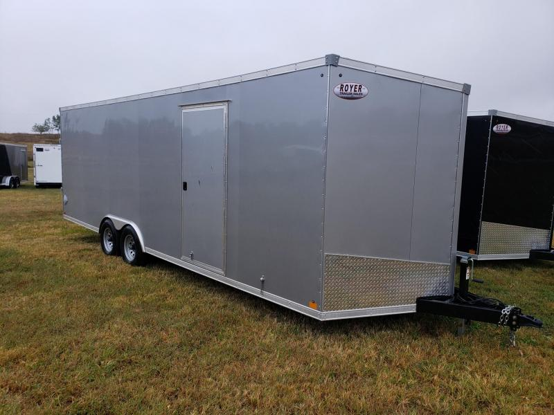 Sport 8.5X24TA3 (7' iNTERIOR)-S Enclosed Cargo Trailer
