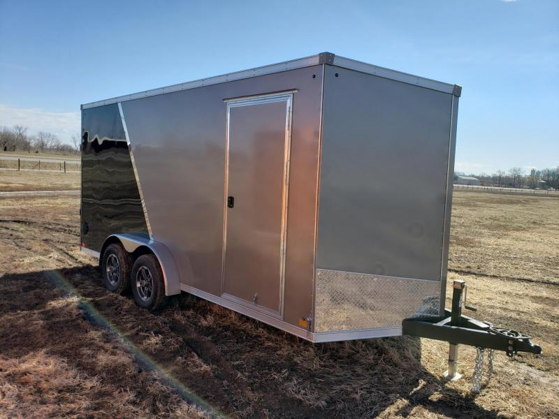 Sport Victory Trailer 7x16x7 Enclosed Cargo Trailer