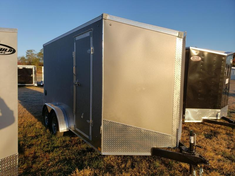 Stealth TITAN 7K 7X14X7  Enclosed Cargo Trailer