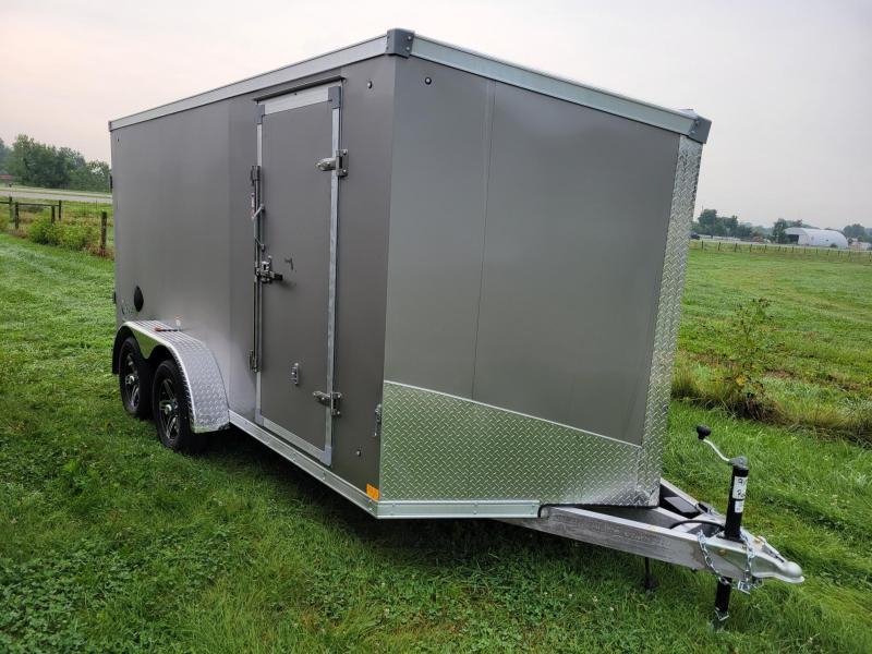 Stealth 7x14 Cobra (All-Aluminum) Enclosed Cargo Trailer