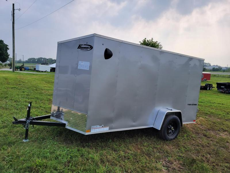 Formula Traverse 6x12 Enclosed Cargo Trailer