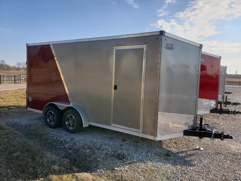 Sport Trailer 7X16 Victory (7' Interior Height) Enclosed Cargo Trailer