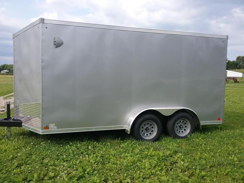 "7X14 (+6"" ADDITIONAL HEIGHT) SPORT VICTORY CARGO TRAILER"