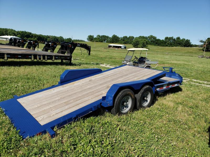 2019 Diamond C 14k 20' Tilt Equipment Trailer