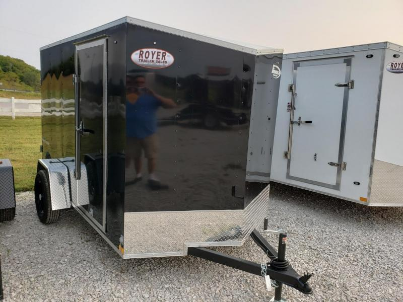 "Formula Traverse 6x10+6"" (6'6"" Interior Height) Cargo/Enclosed Trailer"