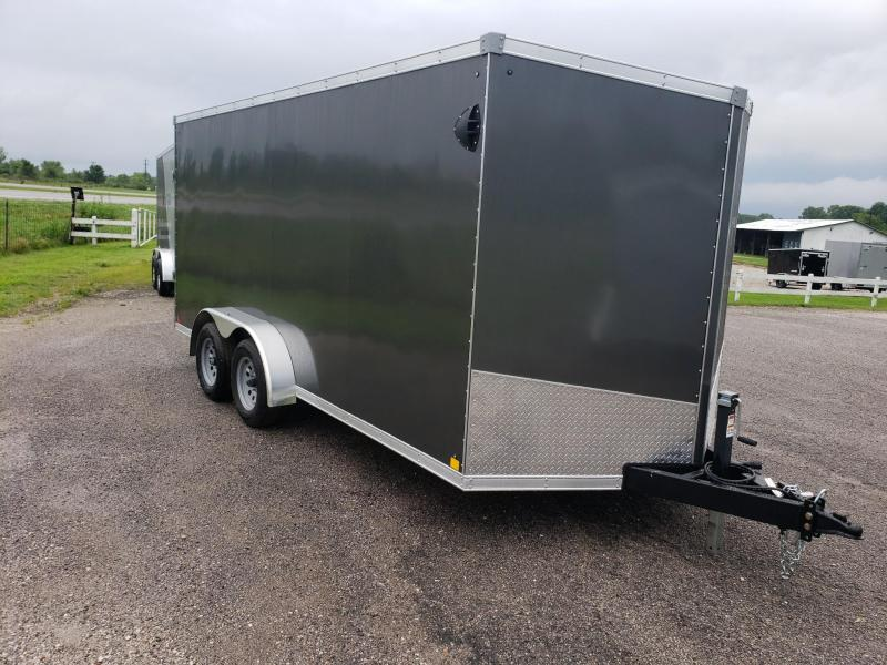 "7X16 (+6"" ADDITIONAL HEIGHT) SPORT VICTORY CARGO TRAILER"