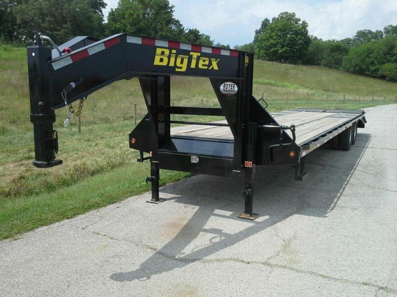 Big Tex 22K 30+5 Gooseneck Trailer