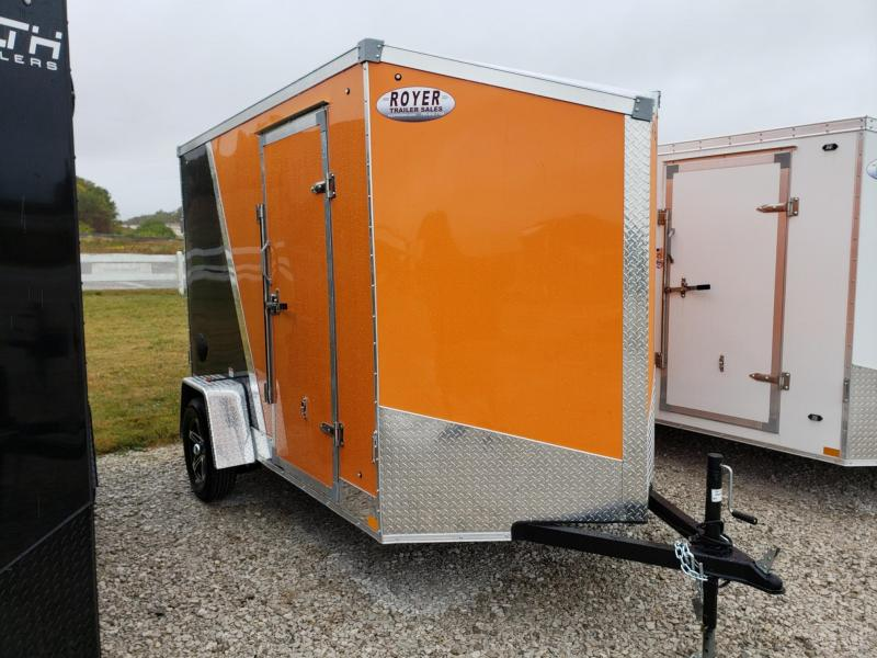 "Stealth Titan 6x10 +6"" (6'6"" Interior Height) Enclosed Cargo Trailer"