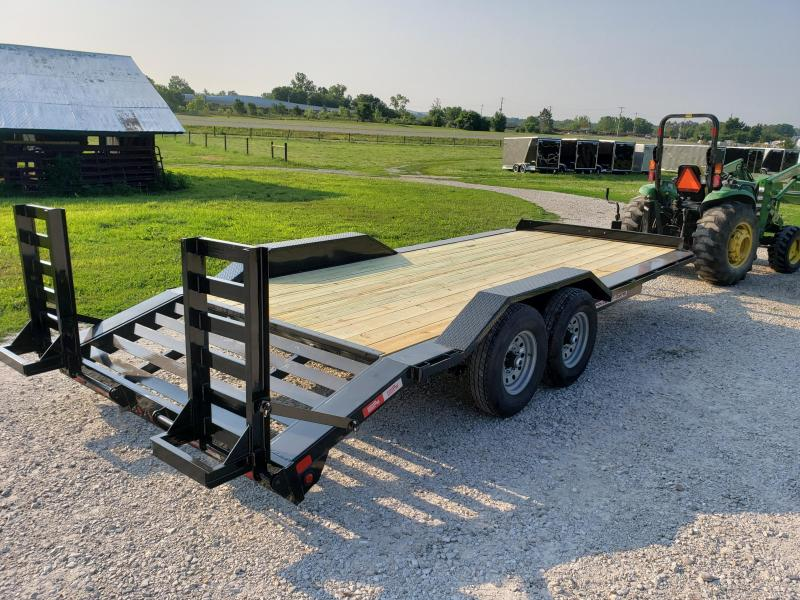 2020 Liberty EQUIPMENT TRAILER Equipment Trailer