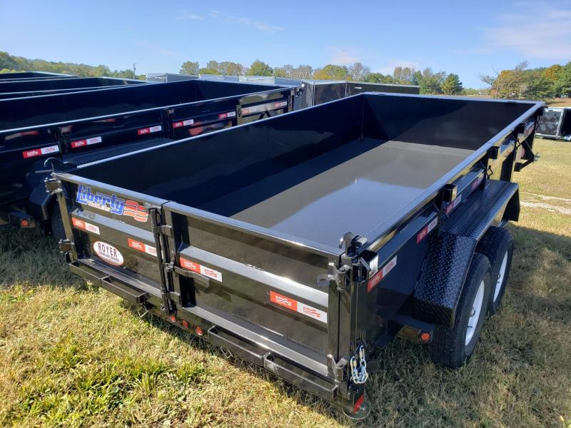 Liberty Low Pro 14K 83X14 Dump Trailer