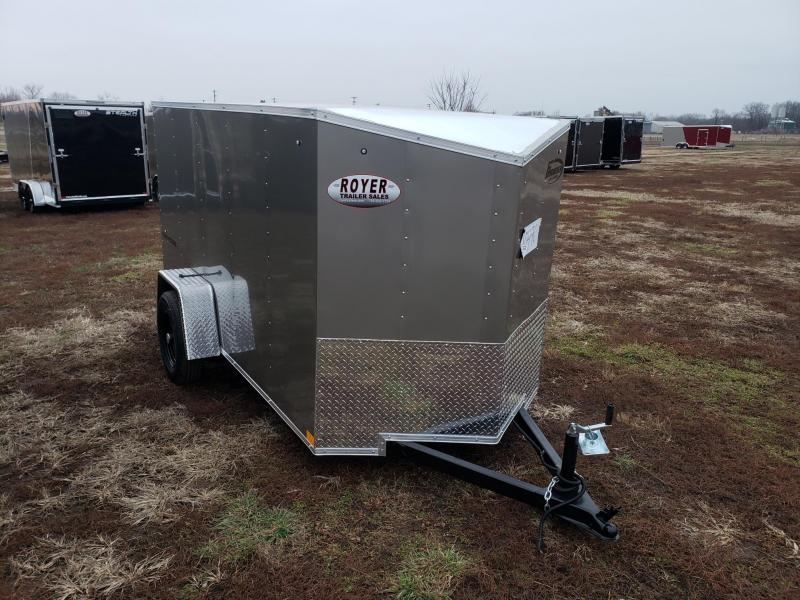 2021 Formula Traverse 5x10 Enclosed Cargo Trailer