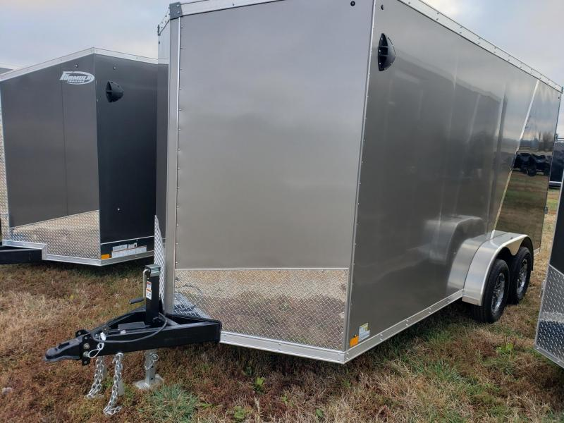 Sport Victory 7x16x7 (7' Interior Height)  Enclosed Cargo Trailer